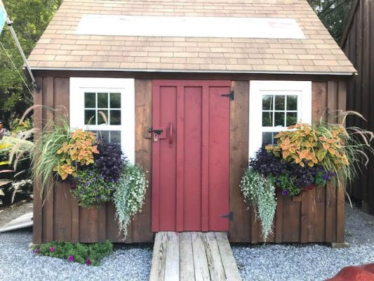 , Nantucket Sheds, Redwood Nursery & Garden Center