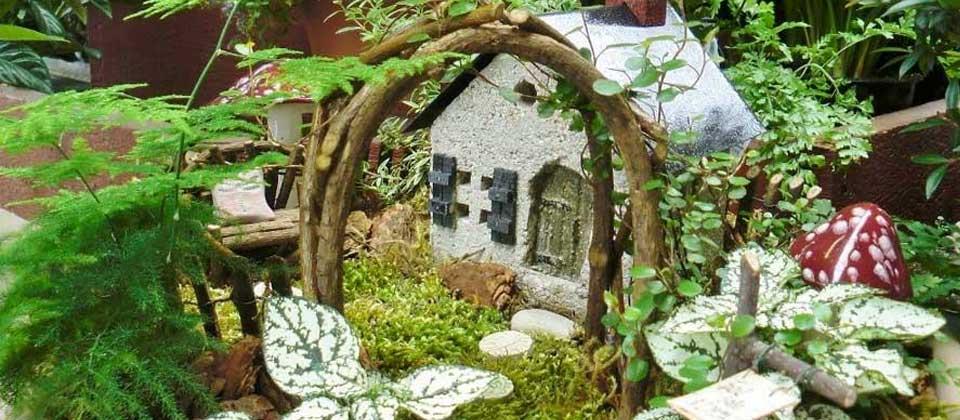 , An Urban Fairy Garden To Enjoy Indoors All Year!, Redwood Nursery & Garden Center
