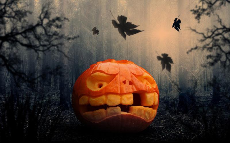 , Scary Pumpkin Design Ideas, Redwood Nursery & Garden Center